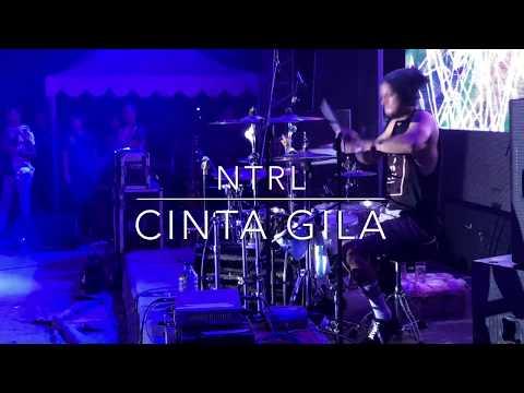 #EnoDrumCam #NTRLLive #EnoNTRL NTRL - CINTA GILA LIVE (Eno NTRL Drum Cam) thumbnail