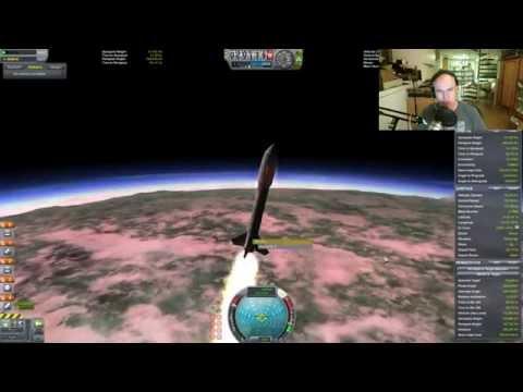 Kerbal Space Program - Satellite Inteceptor