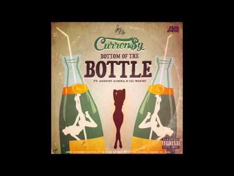 "Hear Curren$y Reach The ""Bottom Of The Bottle"" W/ August Alsina & Lil Wayne [Audio]"