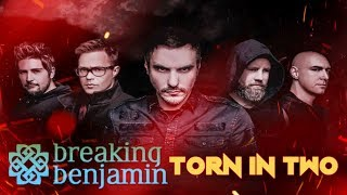Breaking Benjamin Torn In Two Audio