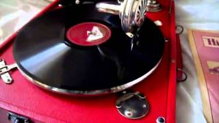 Meade Lux Lewis - Honky Tonk Train Blues (78rpm)