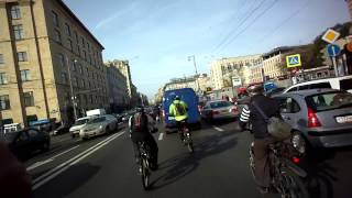 e-bike moscow riding #13 (Cooperative)