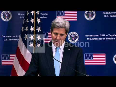 UKRAINE:KERRY-NO CREDIBLE EVIDENCE FROM RUSSIA