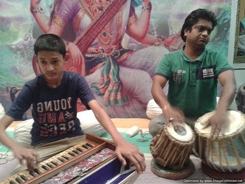Raag Ramkali - Solo Harmonium by Master Nishad