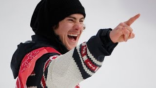Sebastien Toutant Wins Gold in Snowboard Big Air | Pyeongchang 2018