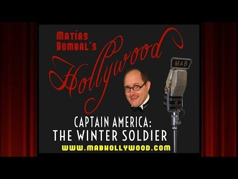 Captain America: The Winter Soldier - Review - Matías Bombal's Hollywood