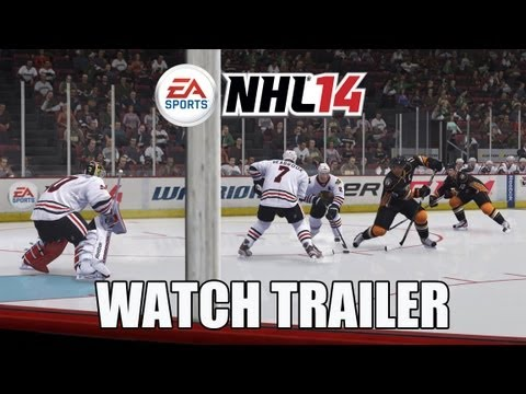 EA SPORT NHL14 | Speed And Skill