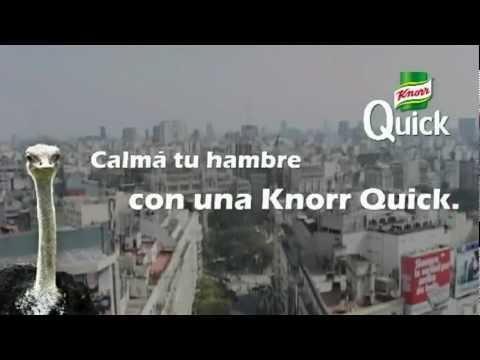 Avestruces invaden Buenos Aires - Flashmob
