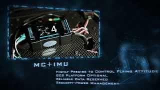 Gaui / Zero UAV YS-X4 Multicopter Autopilot Demonstration Video