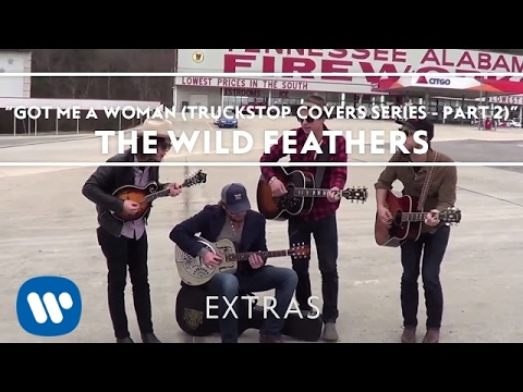 The Wild Feathers - Got Me A Woman (Truckstop Covers Series - Part 2)