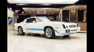 1981 Chevrolet Camaro For Sale
