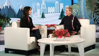 'Molly's Game' Inspiration Molly Bloom Chats with Ellen