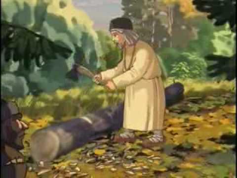 Преподобный Серафим Саровский - Мультфильм (2009)