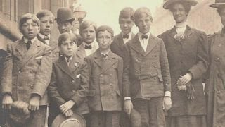 'Orphan trains' to Galveston: A history