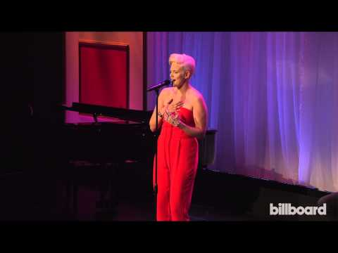 Betty Who Performs Ariana Grande's