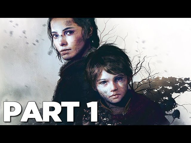 A PLAGUE TALE INNOCENCE Walkthrough Gameplay Part 1 - INTRO (PS4 Pro) thumbnail
