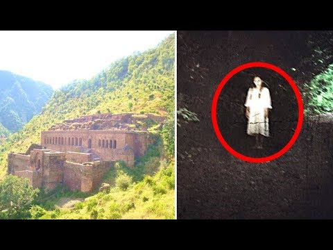 5 Mysterious & Haunted Places In India