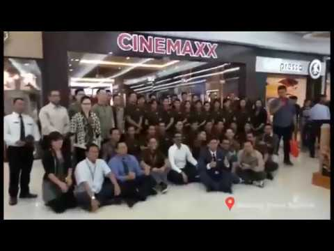 Opening Cinemaxx Malang Town Square