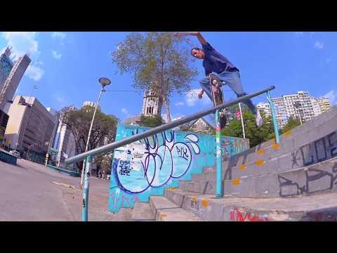My City - Cubatao, Sao Paulo, Brasil - Akira Shiroma | Volcom Skate