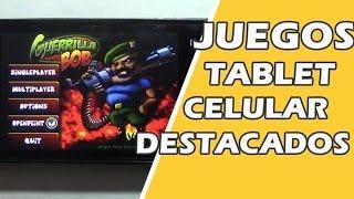 JUEGOS TABLET CELULAR DESTACADOS GRATIS ANDROID | iNGENiUS
