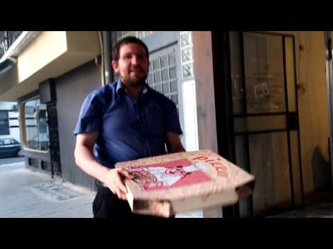 6th Pizza day in Bitcoin emBassy TLV (22.5.2016)