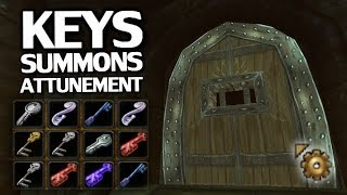 WoW Classic Keys/Attunement/Secret Boss Summon Guide