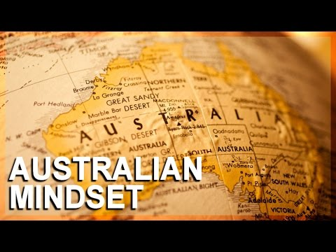 Understanding the Australian mindset