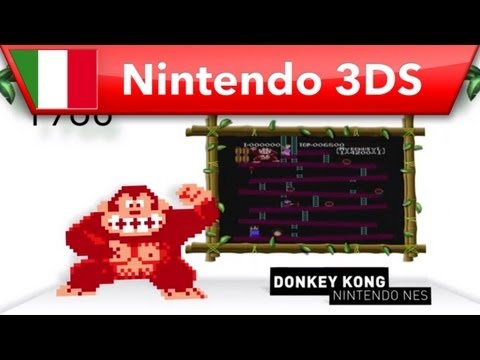 Donkey Kong Country Returns 3D trailer storico (Nintendo 3DS)