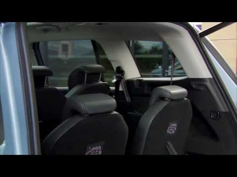 IAA 2013 - Citroen C4 Grand Picasso Interior Review   AutoMotoTV Deutsch
