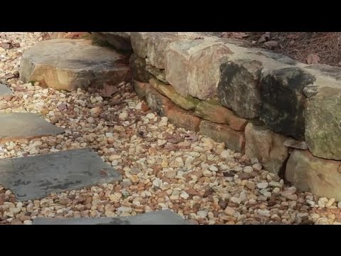 How To Landscape Rocks Amp Slabs Landscaping Basics Youtube