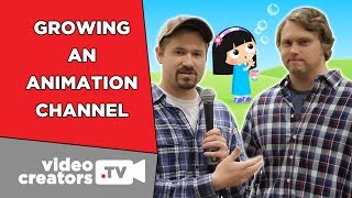4 Tips for Growing an Animation Channel on YouTube