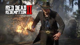 Red Dead Redemption 2 Trailer #2