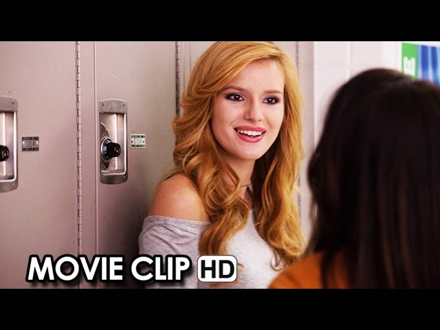 The DUFF Movie CLIP 'Step 7' (2015) - Bella Thorne HD