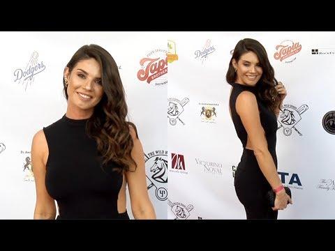 Ana Gequelin 2018 Puig Poker Tournament Red Carpet thumbnail