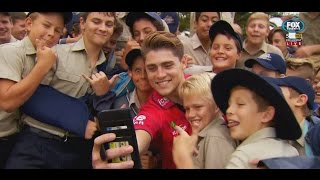 Rugby HQ - James O'Connor and Tim Horan | Super Rugby Video