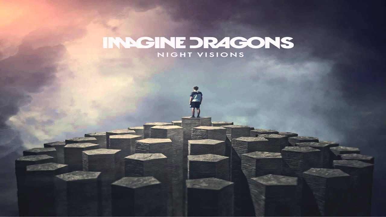 Amazoncom IMAGINE DRAGONS  NIGHT VISIONS 14x22 POSTER