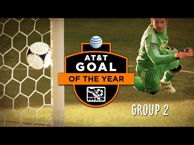 2014 AT&T Goal of the Year Nominees: Group 2