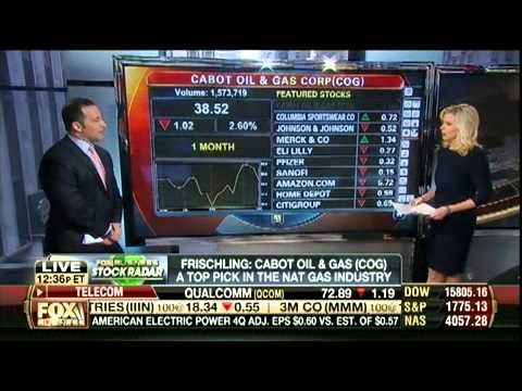 NewOak President James Frischling talks stocks on Fox Business News 'Stock Radar'