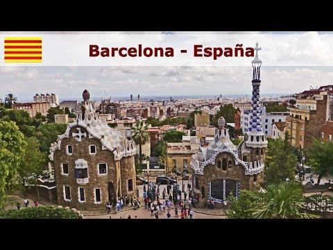 Barcelona - España - un recorrido turístico