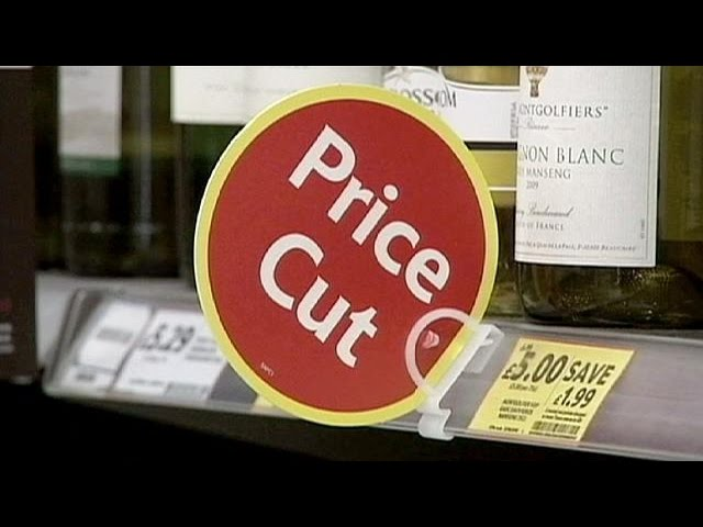 Inflation nulle en rythme annuel en Grande Bretagne en mars - economy