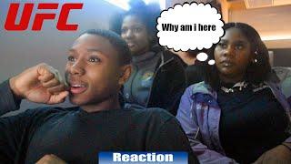 UFC O.K Reaction