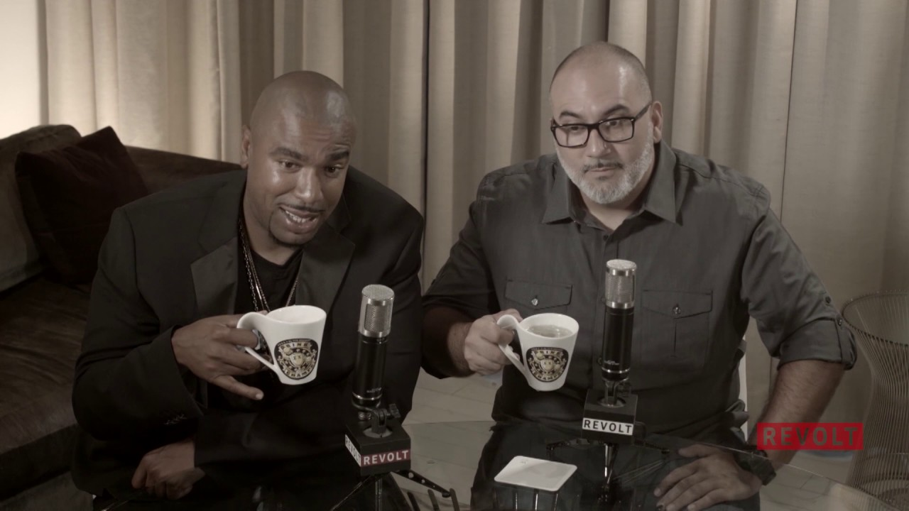 "N.O.R.E. and DJ EFN ""Are Sell-Outs"" For Season 2 of ""Drink Champs"" on REVOLT TV Thursdays at 10pm ET"