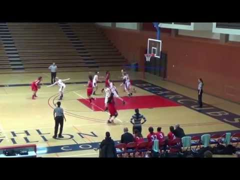 City College of San Francisco Women's Basketball Highlights 2013-2014