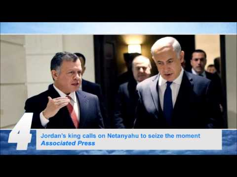 Netanyahu: If Iran recognizes Israel, I'll meet with Rouhani (Second Coming Watch Update #463)
