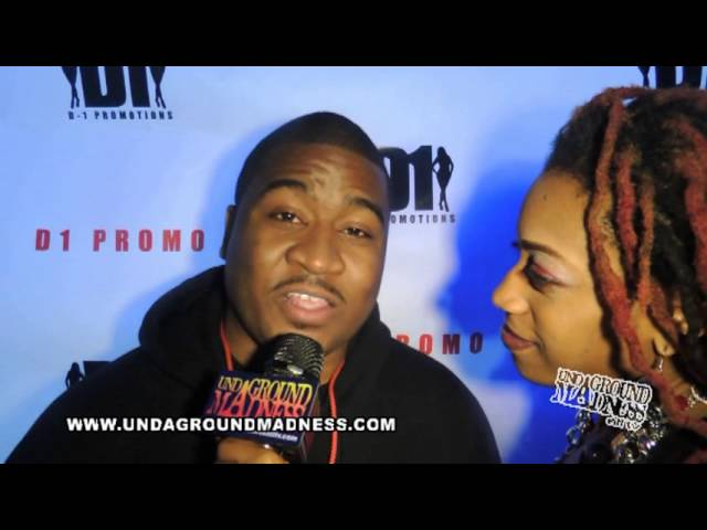 UNDAGROUND MADNESS ATL TV  MAKIN IT MAGAZINE INTERVIEW