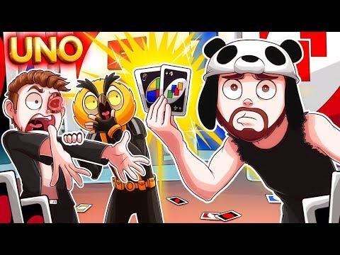 BIG JIGGLY PANDA IS AN UNO MAGICIAN!