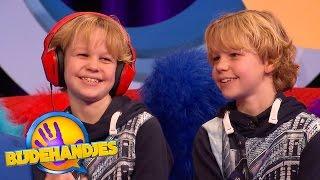 Wie is de knapste van de tweeling? | Bijdehandjes | SBS6