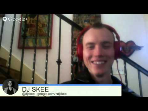 Huffpost SXSW Music Hangout On Air with DJ Skee