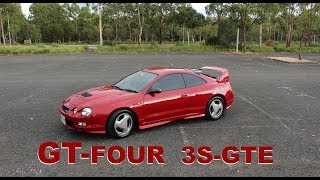 Toyota Celica GT-Four 3SGTE ST205