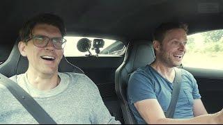 Audi R8 V10 Plus - Zwei Mann, ein Auto | auto motor und sport